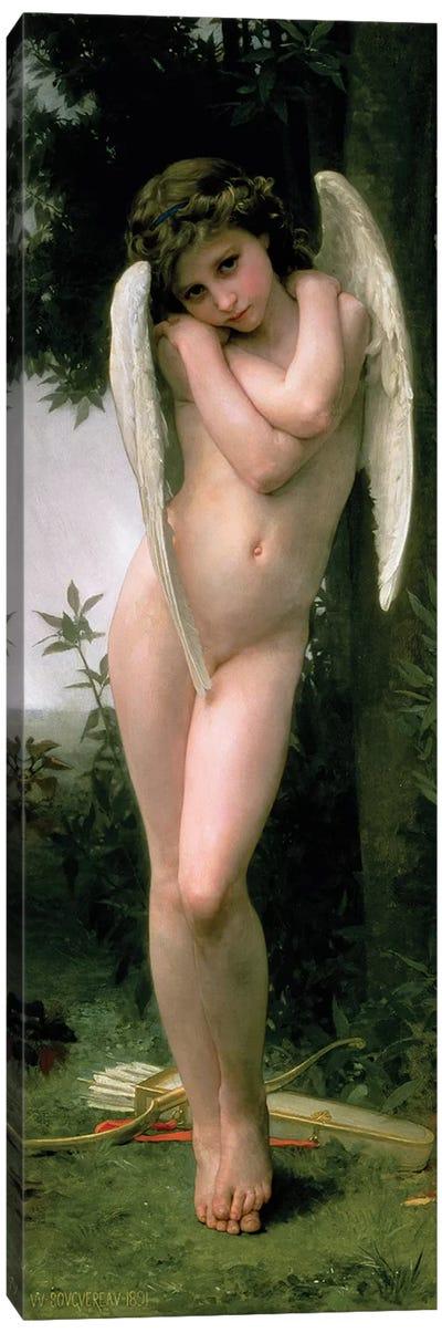Cupidon, 1891  Canvas Art Print