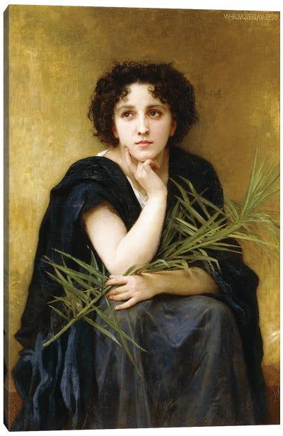 Reflection, 1898  Canvas Art Print