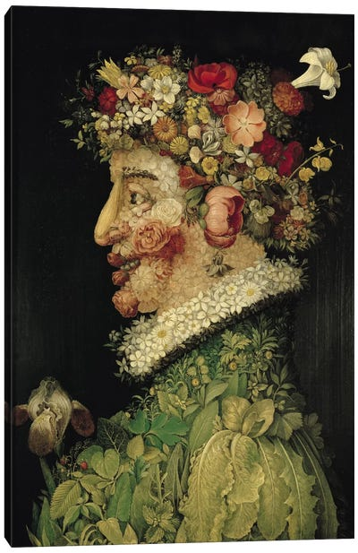 Spring, 1563 Canvas Art Print