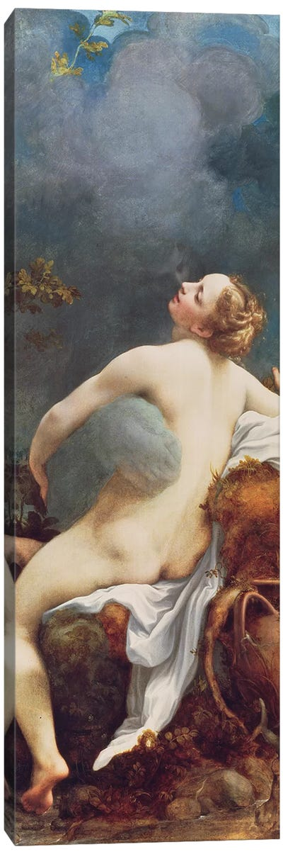 Jupiter and Io Canvas Art Print