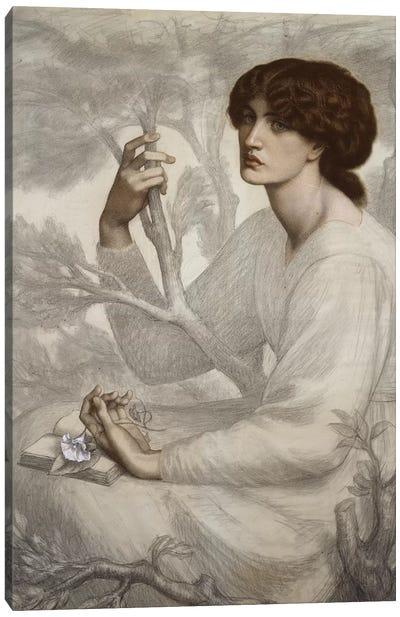 The Day Dream, 19th century  Canvas Art Print