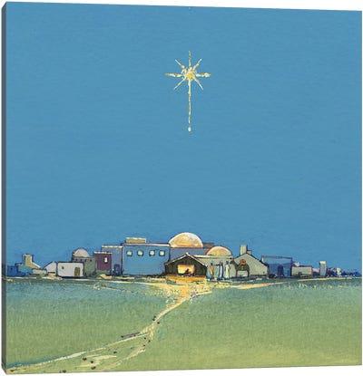 Nativity, 2008  Canvas Art Print