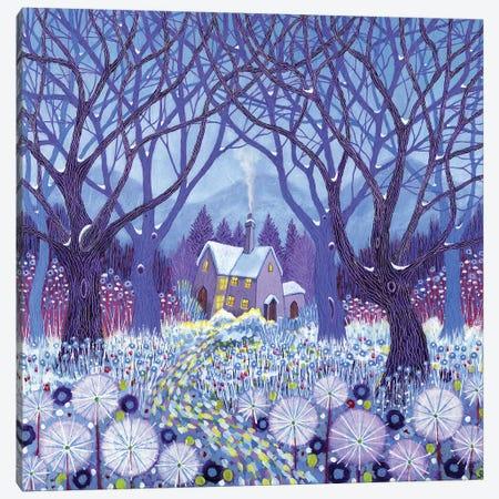 Winterlands, 2012,  Canvas Print #BMN9982} by David Newton Canvas Artwork