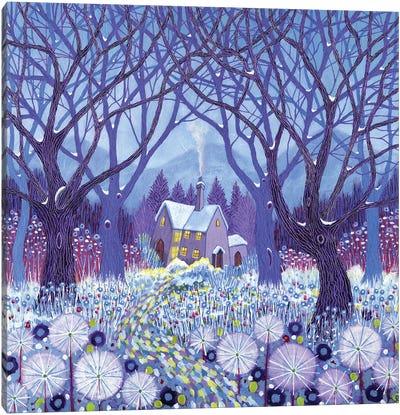 Winterlands, 2012,  Canvas Art Print