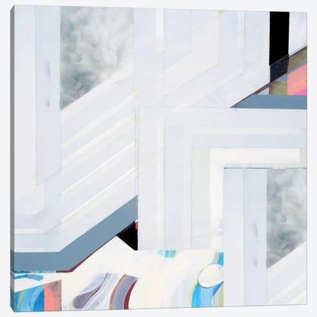 Smoking II Canvas Print #BMO18} by Bellissimo Art Canvas Art