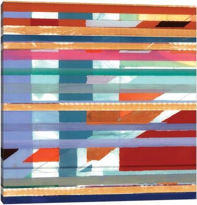 Zig Zag IV Canvas Art Print