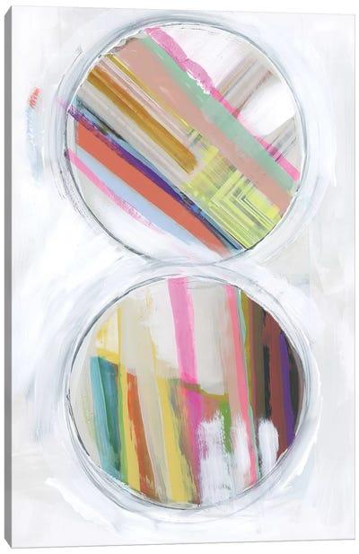 Art in Whites II Canvas Art Print