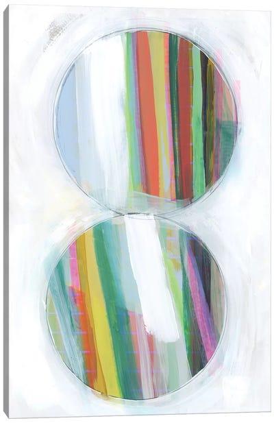 Art in Whites III Canvas Art Print