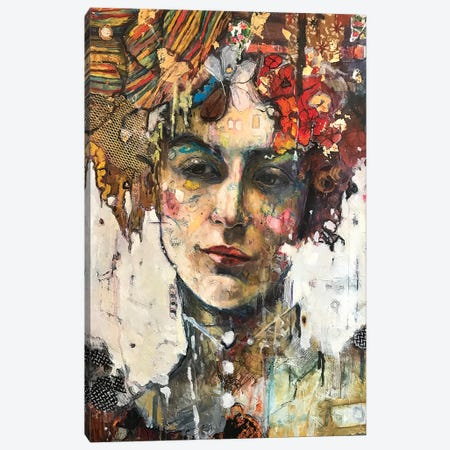 Greta Canvas Print #BMT15} by Juliette Belmonte Canvas Artwork