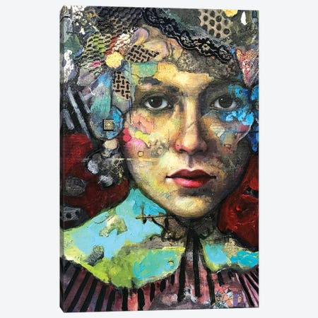 Lulu Canvas Print #BMT20} by Juliette Belmonte Canvas Art