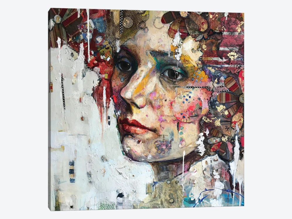 Margot 1-piece Canvas Art