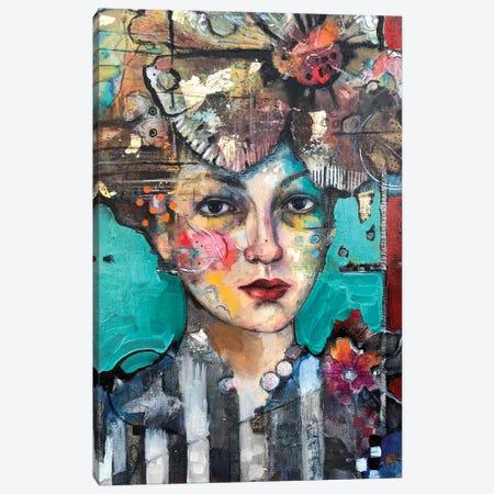 Piper Canvas Print #BMT25} by Juliette Belmonte Canvas Art Print