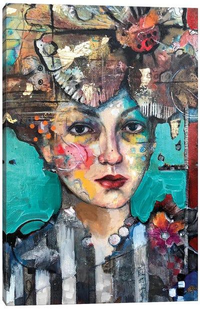 Piper Canvas Art Print