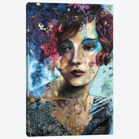 Willa Canvas Print #BMT38} by Juliette Belmonte Art Print