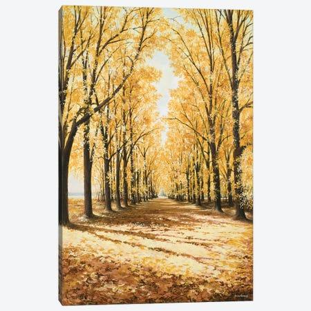 Falls Cathedral Canvas Print #BNA14} by Bruce Nawrocke Art Print