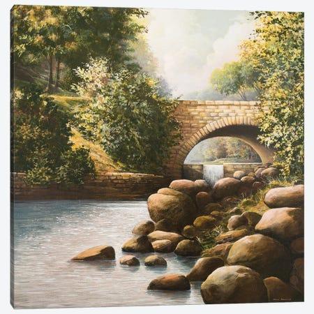Grant Park Canvas Print #BNA17} by Bruce Nawrocke Canvas Print
