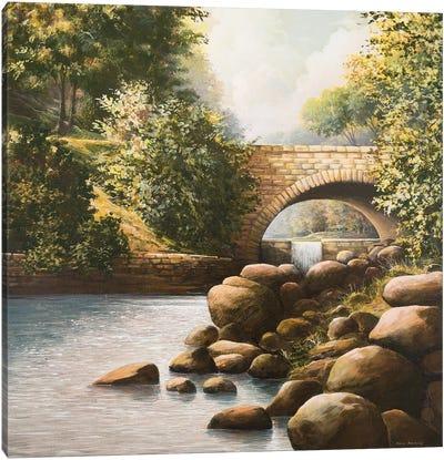 Grant Park Canvas Art Print