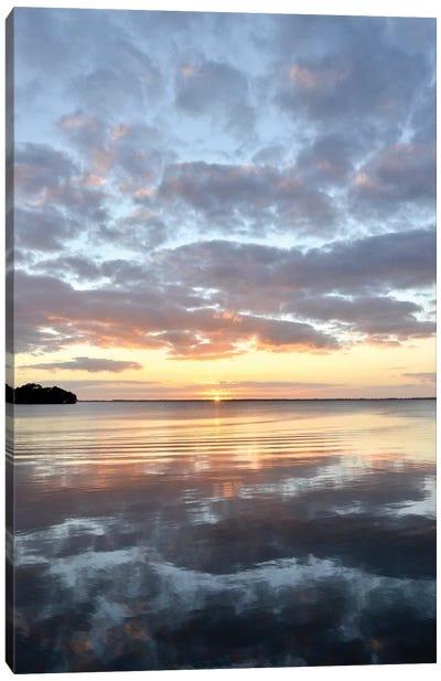 Lake Eustis Sunset Canvas Art Print