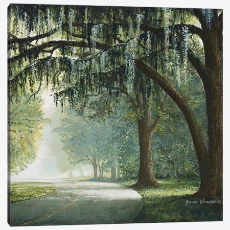 Lake Shore Drive I Canvas Print #BNA21} by Bruce Nawrocke Canvas Art Print