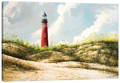 Lighthouse I Canvas Art Print