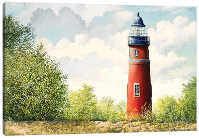 Lighthouse II Canvas Art Print