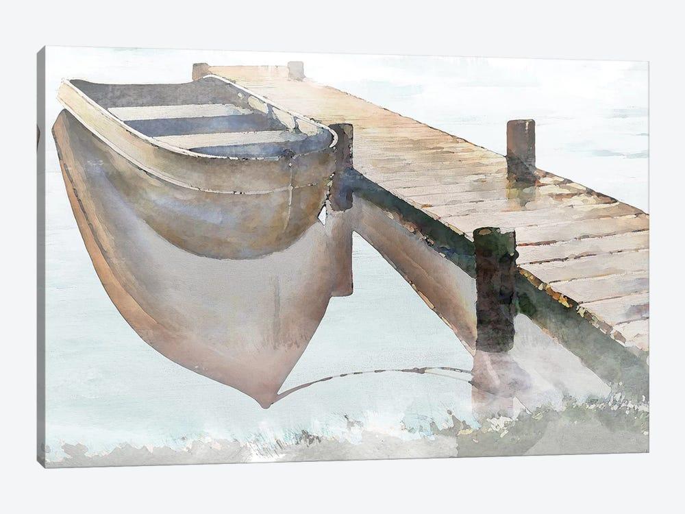 Nostalgic Pier by Bruce Nawrocke 1-piece Canvas Art