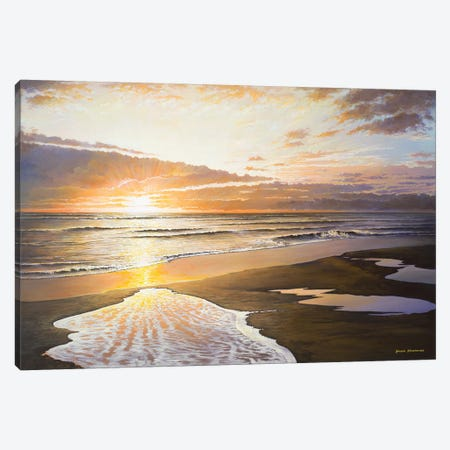 The Seventh Day Canvas Print #BNA51} by Bruce Nawrocke Canvas Art
