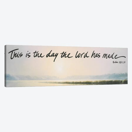 This is the Day Canvas Print #BNA52} by Bruce Nawrocke Canvas Art