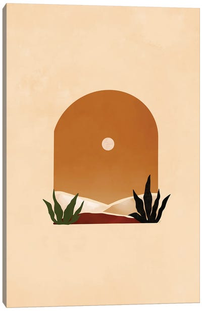 Desert Arch 1 Canvas Art Print