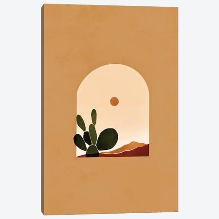 Desert Arch 2 Canvas Print #BNC114} by Bria Nicole Canvas Artwork