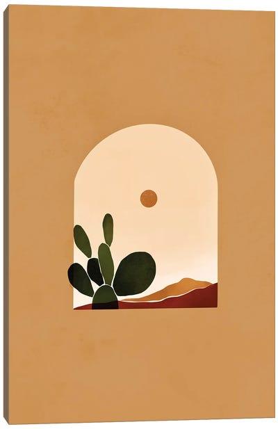 Desert Arch 2 Canvas Art Print