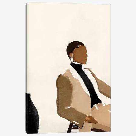 Paul Canvas Print #BNC119} by Bria Nicole Canvas Art Print