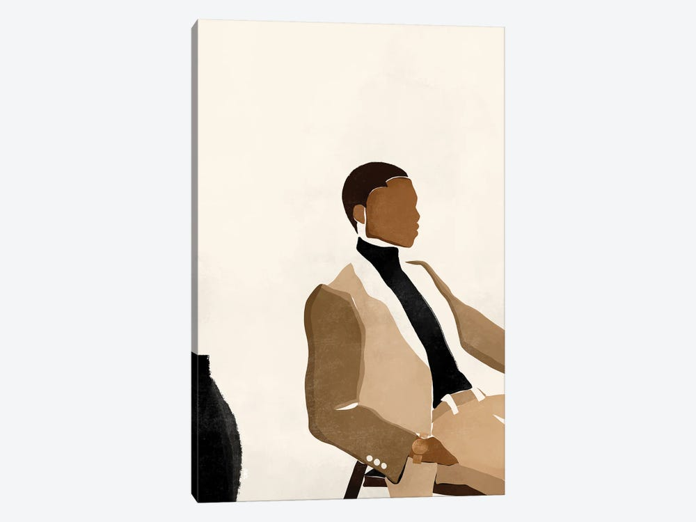 Paul by Bria Nicole 1-piece Canvas Print