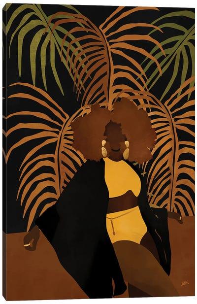 Naomi Canvas Art Print