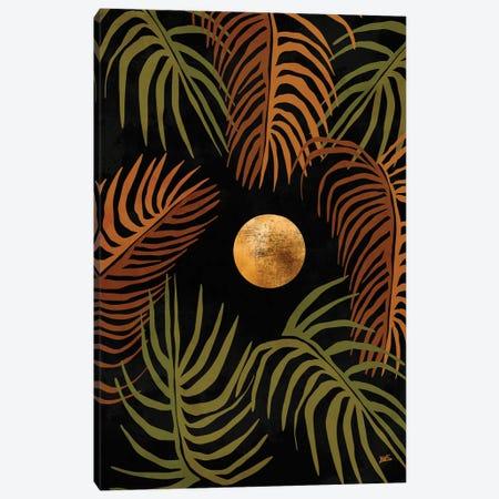 Tropical Night Canvas Print #BNC123} by Bria Nicole Canvas Art