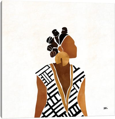 Amara Canvas Art Print