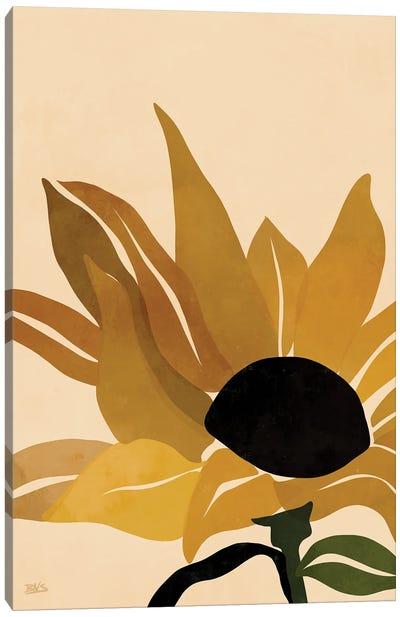 Sunflower Canvas Art Print