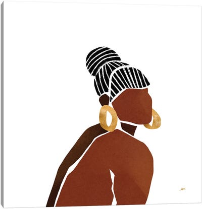 Nena Canvas Art Print