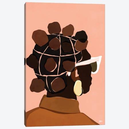 Ebony Canvas Print #BNC13} by Bria Nicole Canvas Art