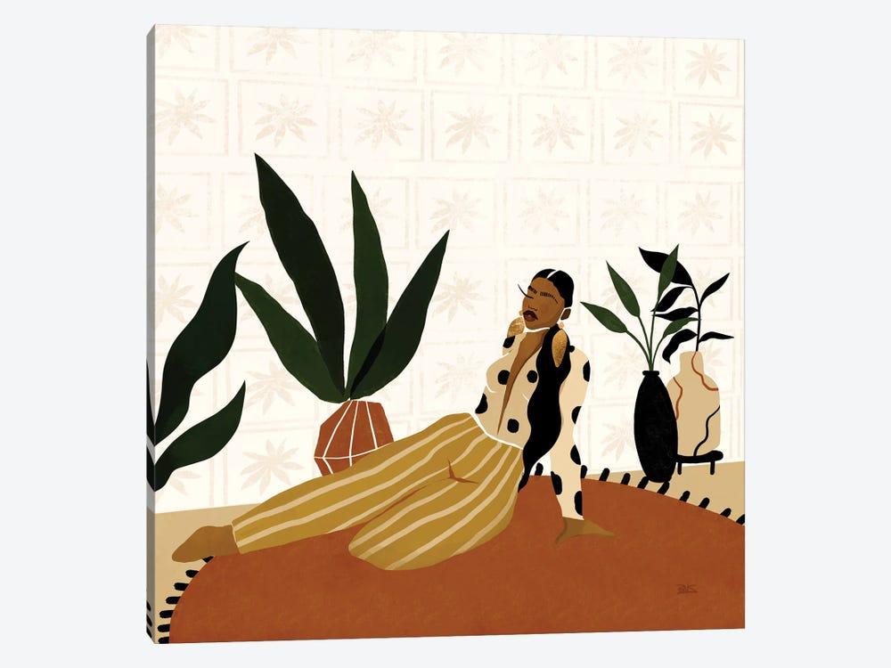 Melanie by Bria Nicole 1-piece Canvas Art Print