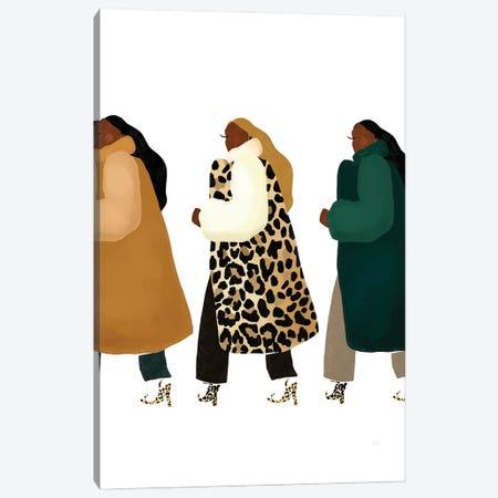 Material Girls Canvas Print #BNC141} by Bria Nicole Canvas Artwork