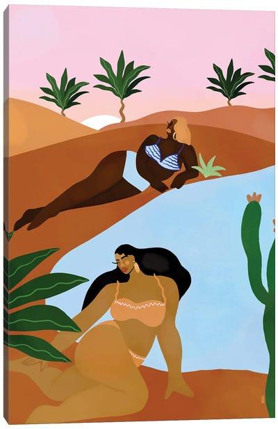 Desert Dreaming Canvas Art Print
