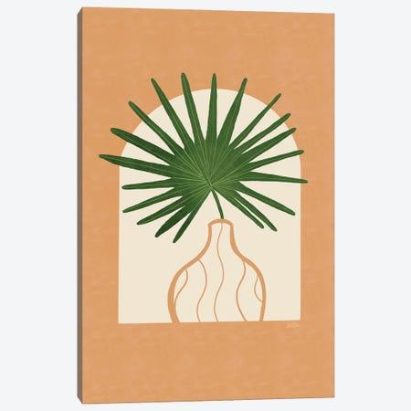 Fan Palm II Canvas Print #BNC159} by Bria Nicole Art Print