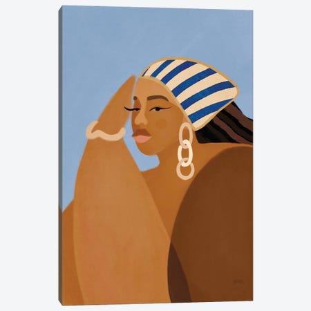 Nia Canvas Print #BNC173} by Bria Nicole Canvas Art Print
