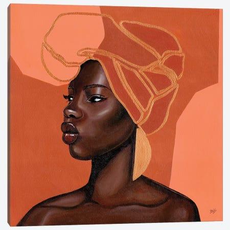 Adah Canvas Print #BNC17} by Bria Nicole Canvas Art Print