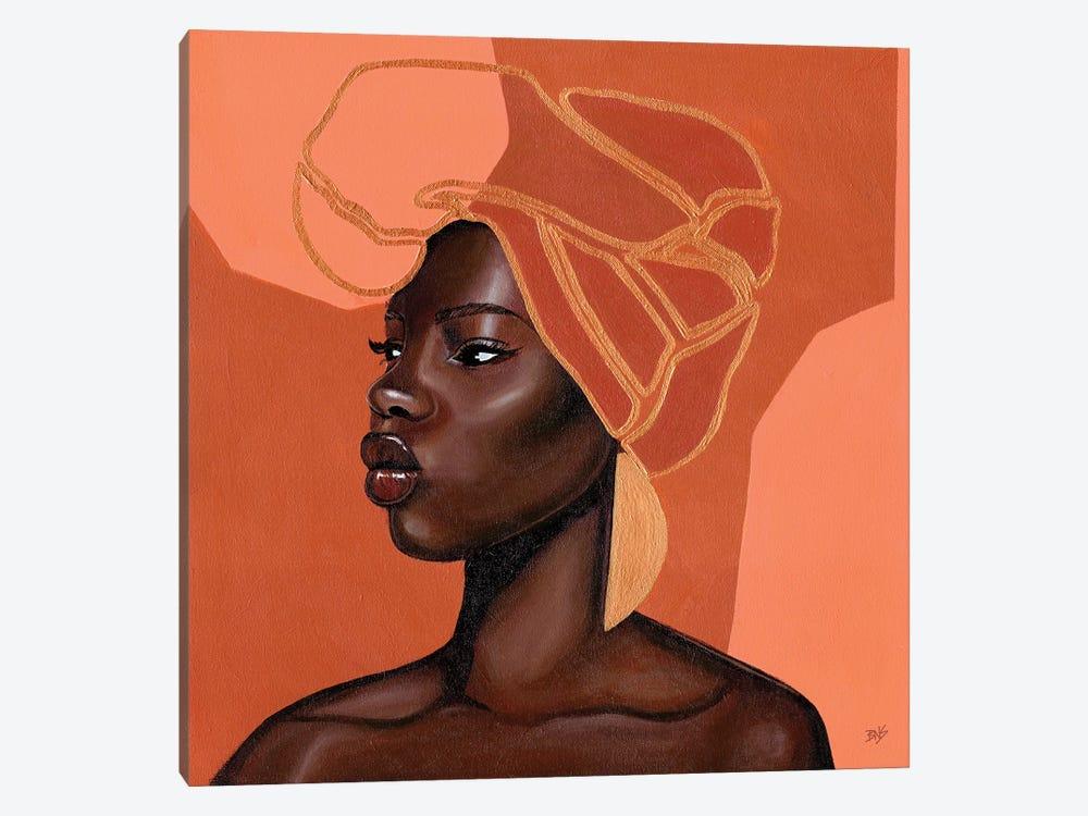 Adah by Bria Nicole 1-piece Canvas Print