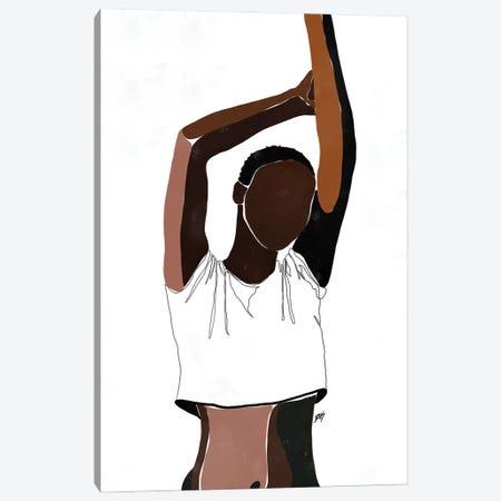 Sienna Canvas Print #BNC25} by Bria Nicole Canvas Wall Art