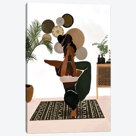 Balance Canvas Print #BNC27} by Bria Nicole Canvas Artwork