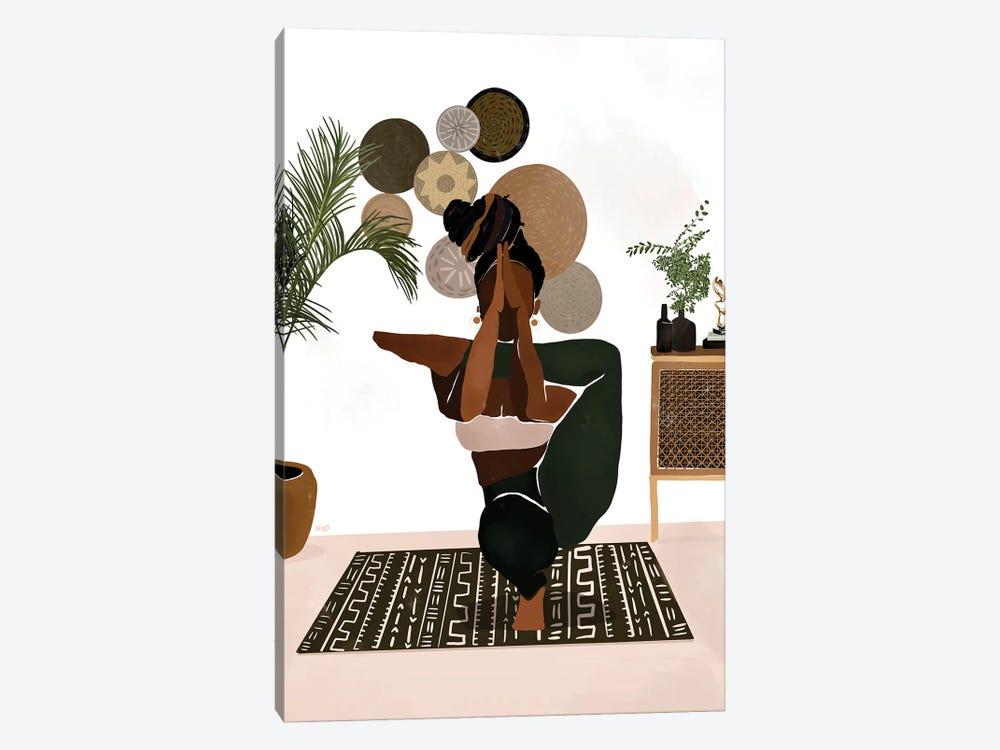 Balance by Bria Nicole 1-piece Canvas Wall Art