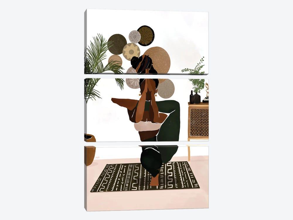Balance by Bria Nicole 3-piece Canvas Artwork